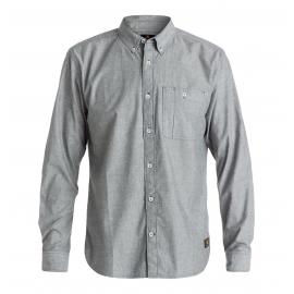DC SHOES CAMISA GREY