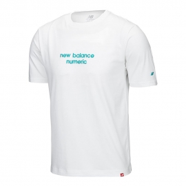 NEW BALANCE BOUTIQUE TEE WHITE