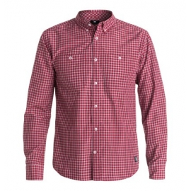DCSHOES CAMISA RED